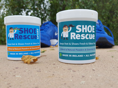 about shoe rescue